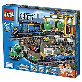 レゴ (LEGO) シティ カーゴトレイン 60052 (B00I4IYJ6Q) | Amazon price tracker / tracking, Amazon price history charts, Amazon price watches, Amazon price drop alerts