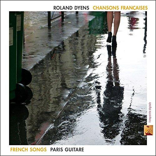 Chansons françaises (Paris guitare)