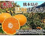 みかん 送料無料 温州みかん 秀品 5kg M~3L 熊本県産 3箱購入で1箱おまけ 蜜柑 ミカン