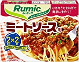 味の素 Rumic ミートソース用 69g×5個
