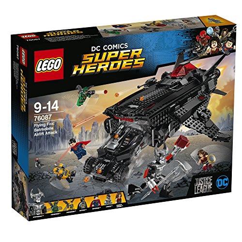 レゴ(LEGO)スーパー・ヒーローズ フライングフォックス:バットモービル・...