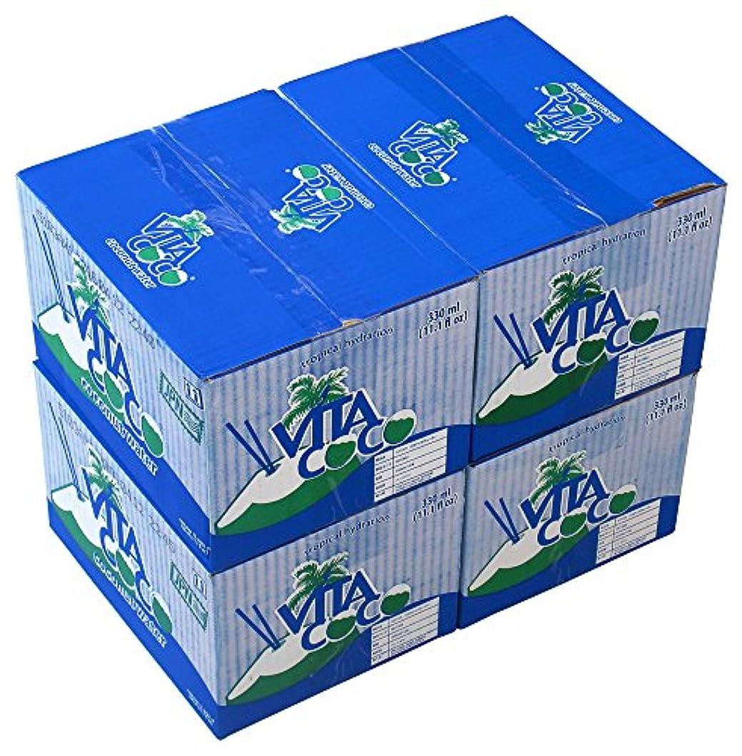 Vita Coco(ビタココ) ココナッツウォーター 12本入り×4ケース