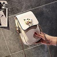 レディースハンドバッグファッションハンドバッグレディースシンプルPUレザーショルダーバッグメッセンジャートートバッグ ベージュ 8763856870020