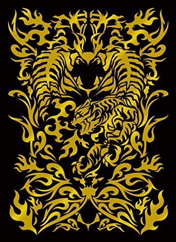 ブロッコリーモノクロームスリーブプレミアム「虎の紋章」