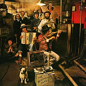 Basement Tapes Jewel Case