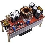 昇降圧コンバータ 12-60V 30A 1500W テップアップ定電流モジュール 1個入り