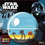 STAR WARS ROGUE ONE スター・ウォーズ ローグワン BIG缶バッジ
