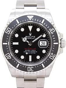 ロレックス ROLEX シードゥエラー 126600 ブラック文字盤 新品 腕時計 メンズ (W162967) [並行輸入品]