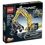 レゴ テクニック パワーショベル 42006 (並行輸入品)