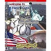 DVD 釣り ヒラメがガンガン釣れるニューヨーク