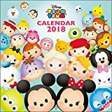 サンスター文具 ディズニー 2018年 カレンダー 壁掛け ツムツム S8516553