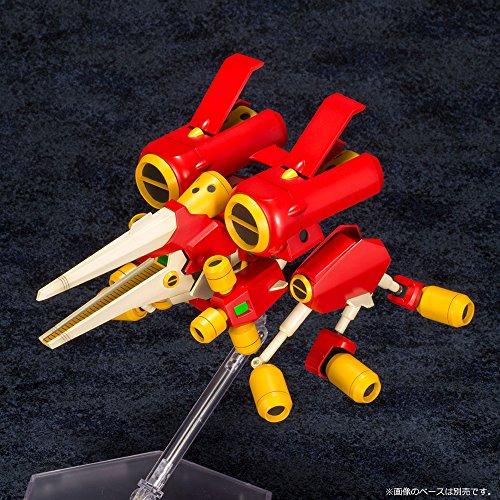 メダロット KBT06-C アークビートルダッシュ 全高約140mm 1/6スケール プラモデル
