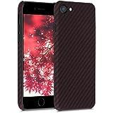 kalibri Apple iPhone 7 / 8 ケース - アラミド繊維 スマホカバー - 超軽量 超薄 頑丈 保護カバー アイフォン