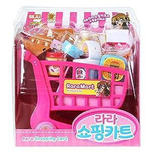 SEJU Rarastardiary 2 Rara Shopping Cart Toy 子供のおもちゃ [並行輸入品]