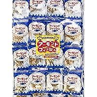 e-hiroya 無添加 小袋 アーモンドフィッシュ 100袋 お徳用パック 給食用 国産 小魚 チャック袋入り