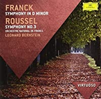 VIRTUOSO: Franck: Symphony In D Minor; Roussel: Symphony No.3 by Bernstein/Orchestre National De France (2014-05-27)