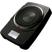 【μ-Dimension/ミューディメンション】8inch(20cm)薄型チューンナップサブウーファー(アンプ内蔵)  【品番】 Black Box X8