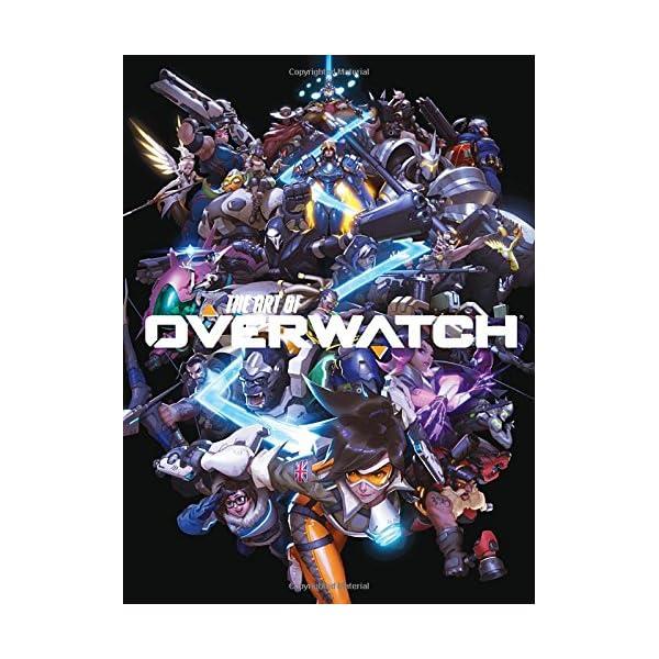 The Art of Overwatchの商品画像