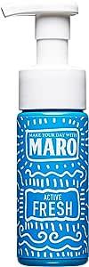 MARO(マーロ) 泡洗顔料 アクティブフレッシュ リキッド・液体 150ml