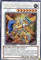 YUGIOH POWER TOOL DRAGON SECRET RARE CT06-EN001 TIN CARD