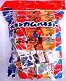 丸川製菓 フーセンガムバラエティ 4粒×50個
