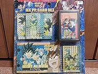 未開封 ドラゴンボールGT DX PP.CARD SET (デラックスPPカードセット) アマダ 1996年 日本製