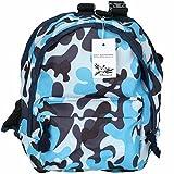 コンバース マリメッコ Phoenix ドッグ用 リュック バックパック ハーネス 多機能 高品質防水 通気性 お散歩 旅行 キャンプ ペット用品 2サイズ (中型犬用, ブルー)