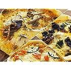 信州のピザセット(ふきみそ野沢菜 有機野菜ミックス きのこ)