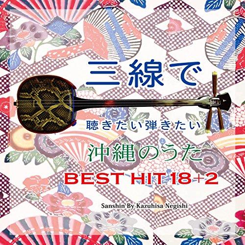 三線で聴きたい弾きたい 沖縄のうた BEST HIT 18+2