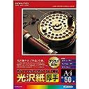 コクヨ コピー用紙 A4 厚手 光沢紙 50枚 LBP-FG1310