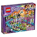 LEGO Friends Amusement Park Roller Coaster フレンズ遊園地のジェットコースター 41130 並行輸入品