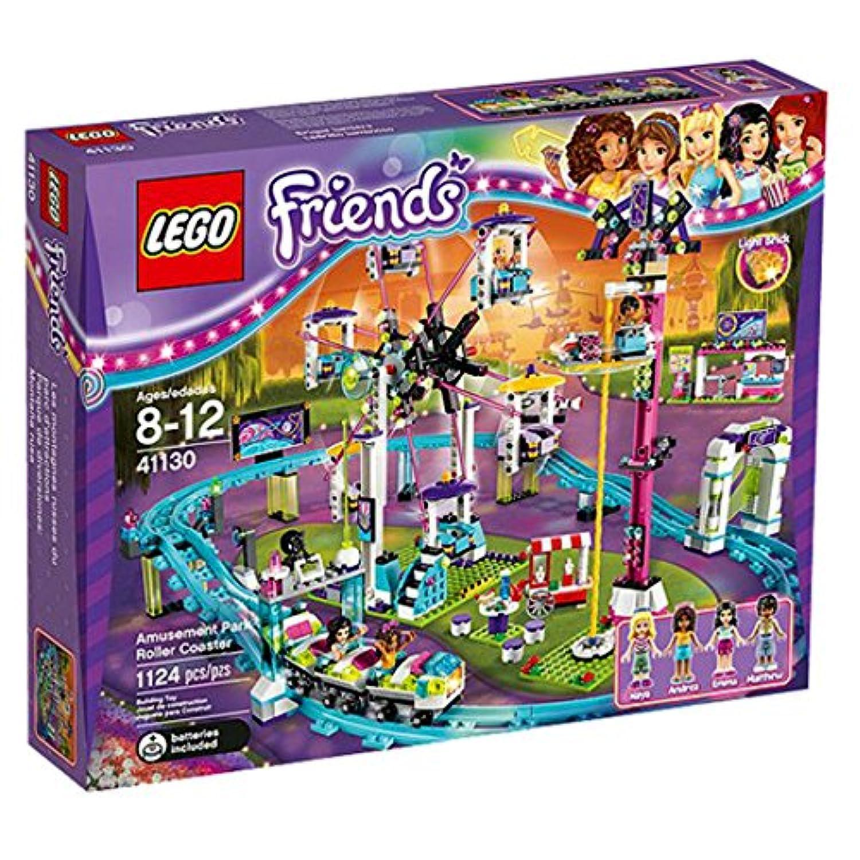 LEGO Friends Amusement Park Roller Coaster フレンズ遊園地のジェットコースター 41130 [並行輸入品]
