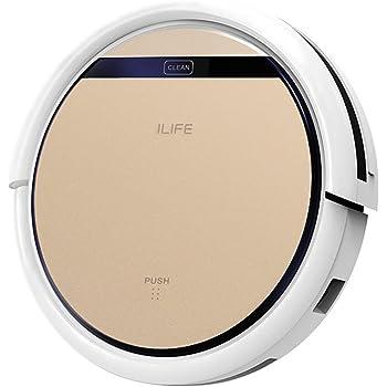 ILIFE V5s Pro ロボット掃除機 水拭き 乾拭き両対応 床拭き 静音&強力清掃