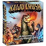 Fireside Games Kaiju Crush Board Games - Board Games for Families - Board Games for Kids 7 and up [並行輸入品]