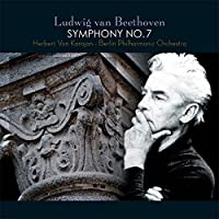 Symphony No. 7 by KARAJAN / BERLIN PHILHARMONIC ORCH