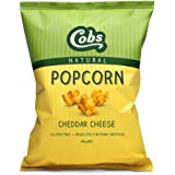 Cobs Cheddar Cheese Gourmet Natural Popcorn, 100 g
