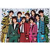 Hey! Say! JUMP COUNTDOWN LIVE 2015-2016 JUMPing CARnival Count Down 公式グッズ クリアファイル 【集合】