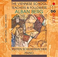 Viennese School / Teachers & Followers by STEFFEN SCHLEIERMACHER (2008-01-22)