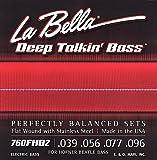 La Bella Hofner Beatle Bass Strings/ヘフナーベース専用フラットワウンド弦