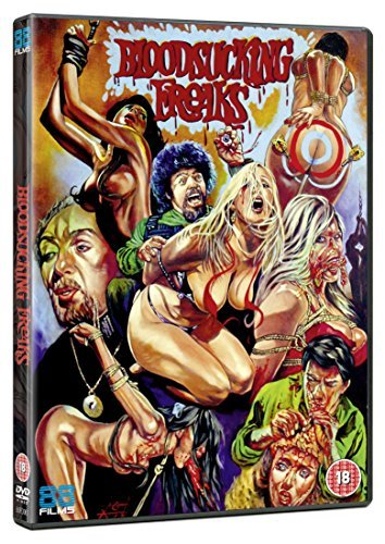Bloodsucking Freaks - Extreme Uncut Collector's Edition [DVD] by Seamus O'Brien