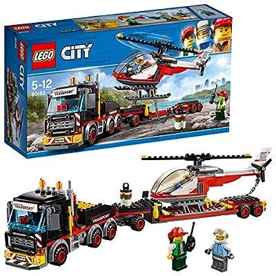 LEGO City Heavy Cargo Transport 60183 Playset Toy