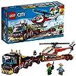 レゴ (LEGO)シティ 巨大貨物輸送車とヘリコプター 60183