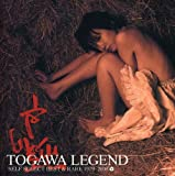 TOGAWA LEGEND SELF SELECT BEST&RARE 1979-2008 画像
