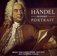 Georg Friedrich Handel/ Portrait