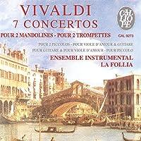 Concertos for 2 Mandolins