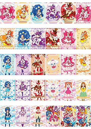 キラキラ☆プリキュアアラモード キラキラトレーディングコレクション BOX商品 1BOX = 20パック入り、1パック = 2枚入り、全30種類の詳細を見る
