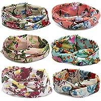 Ranipobo Baby Girl Headbands Knit Turban Knotted Warm Headband Bowknot Band Daily Gift
