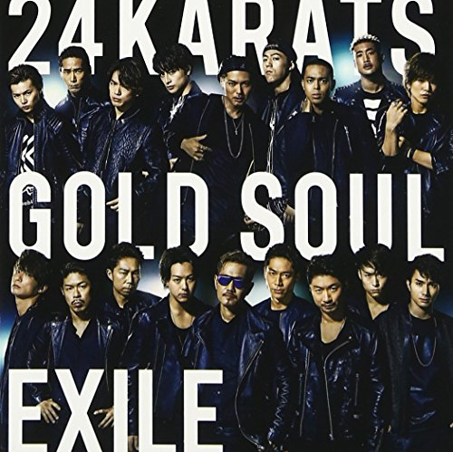 24karats GOLD SOUL(CD+DVD) - EXILE