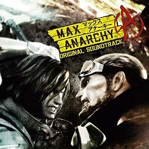 MAX ANARCHY ORIGINAL SOUNDTRACK(2枚組ALBUM)
