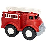 Green Toys FTK01R Fire Truck Red CT